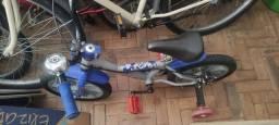 Título do anúncio: Bike infantil aro 16 BTWIN em ótimo estado