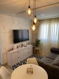 Vendo apartamento de 2 quartos no condomínio Monza