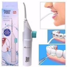 Power Floss para Limpeza Dental Eficiente!