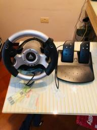 Volante Joystick Sport Racing Clone
