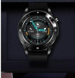 Smartwatch F22s com duas pulseiras relogio