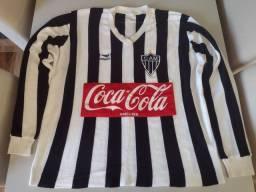 Título do anúncio: Camisa Atletico mineiro manga longa