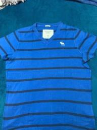 2 camisetas abercrombie & fitch G