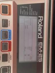 Título do anúncio: Roland EM-25