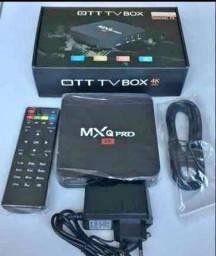 Tv box 4k - Lacrado - com garantia