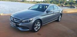 Título do anúncio: Mercedes-Benz C-180 2015 EXCLUSIVE 1.6 TURBO FLEX