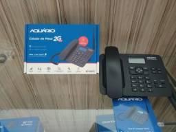 Telefone rural celular aquário