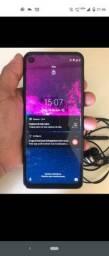 Vendo ou troco Motorola onde action vision 128gb