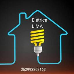 Eletricista elétrica Lima
