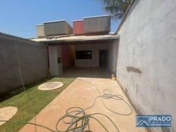 Casa 2 qts/1 suíte - Recanto do Bosque