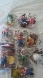 Super Mario do McDonald's coleção