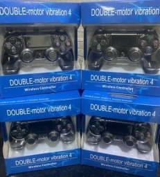 Título do anúncio: Controle Ps4 Joystick PlayStation 4 sem Fio (Novo)