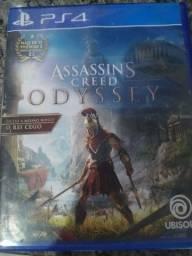 Assassin's creed odyssey ps4 dublado em PT