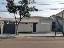 Casa com 3 dormitórios para alugar, 120 m² por R$ 3.250,00/mês - Zona 04 - Maringá/PR