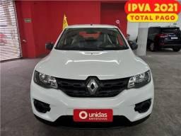 Renault Kwid 2020 1.0 12v sce flex zen manual