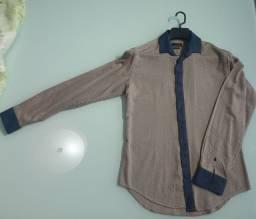 Camisa manga comprida ZARA ( usada apenas uma vez )