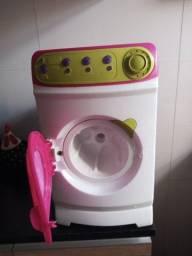 Vendo maquina de lavar de brinquedo 60 reias