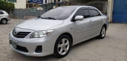 Título do anúncio: Corolla 2013 GLI 1.8 automatico completo com gnv 5? geração