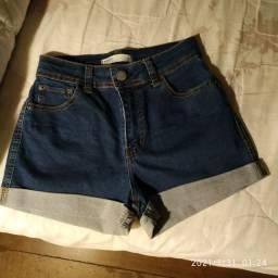 Short cintura alta 36