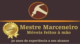 Montador de móveis sob medida - 02 vagas - Itajaí/SC