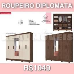 Guarda roupa diplomata guarda roupa diplomata guarda roupa 5647