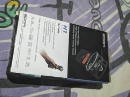 Gravador digital de áudio Zoom H1 handy recorder