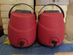 Vendo Garrafas térmicas de 9 litros