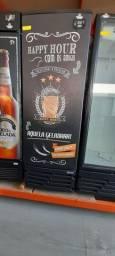 Cervejeira 454 litros 7 caixas 600ml 1 ano de garantia- felário