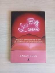 Título do anúncio: Big Love - Porque um namorado bonito é como um sofá branco (Sarah Dunn)