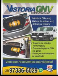 VISTORIA DE GNV SEM BUROCRACIA