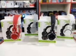 Fones de Ouvidos via Bluetooth 50,00 Entregamos