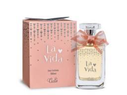 Perfume feminino La Vida 50ml marca Ciclo (NOVO)