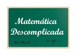 Matemática Descomplicada - Professor