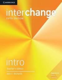 Kit Cambridge Interchange 4th ou 5th Edition do Intro ao 3