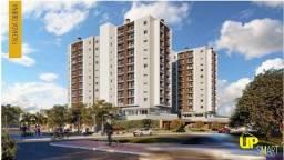 Apartamento com 2 dormitórios, 1 suíte, à venda, 67 m² por R$ 399.000 - Centro - Pelotas/R