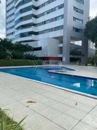 Título do anúncio: Apartamento com 4 dormitórios à venda, 234 m² por R$ 1.280.000,00 - Caxangá - Recife/PE