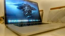 "Macbook 15"" i7 - Quad-Core SSD 16RAM"