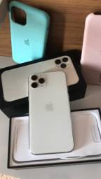 IPhone 11 Pro Apple 64GB, Tela de 5,8?, Câmera Tripla de 12MP, iOS (Seminovo)