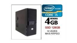 Cpu Intel Core I5 3.20 GHz Memoria 4Gb Ssd 120Gb C/ Hdmi
