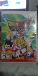Jogo Wii Dragon Ball Z Tenkaichi 3