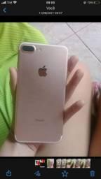 Vendo iPhone 7 Plus em perfeito estado .