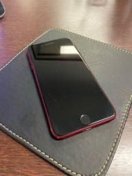 iPhone 8 Plus 64gb - vermelho