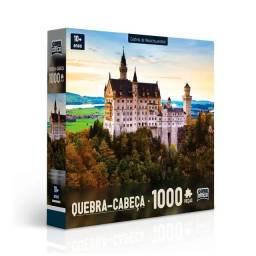 Uebra- Cabeça Castelo de Neuschwanstein - Toyster