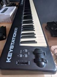 Teclado Controlador Keystation 88 Teclas