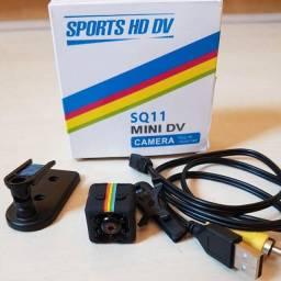 Camera Mini Sq11 com Sensor Movimento