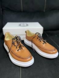 Tênis Sneaker Tam 40