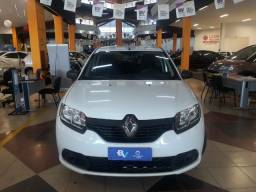 Renault / Sandero 1.0 Authentique 2017 / Flex