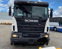 vendo Cavalo Mecânico Scania G440 facilito aquisição