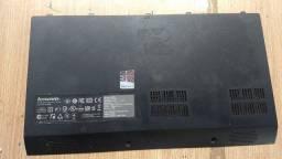 Título do anúncio: Tampa Inferior Da Base Chassi Notebook Lenovo G485 - 112
