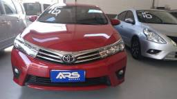 Toyota Corolla XEI 2.0 2016 Completo + GNV : Ent + 48 x 1.850,00